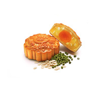 Bánh nướng Kinh đô đậu xanh không trứng 150g