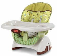 Ghế ăn cho bé Fisher Price Space Saver High Chair X1465