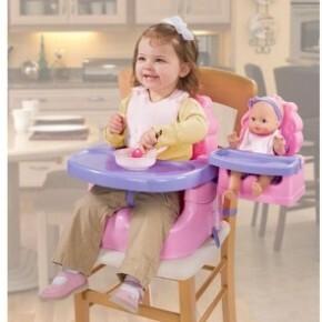 Ghế ăn cùng búp bê Summer Infant SM13245