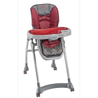 Ghế ăn EVENFLO high chair right height HC racer CA 29511146