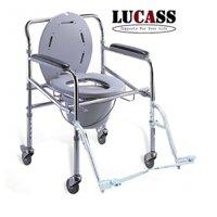 Ghế bô Lucass GX-300 (GX300) - Có bánh xe, chỗ để chân