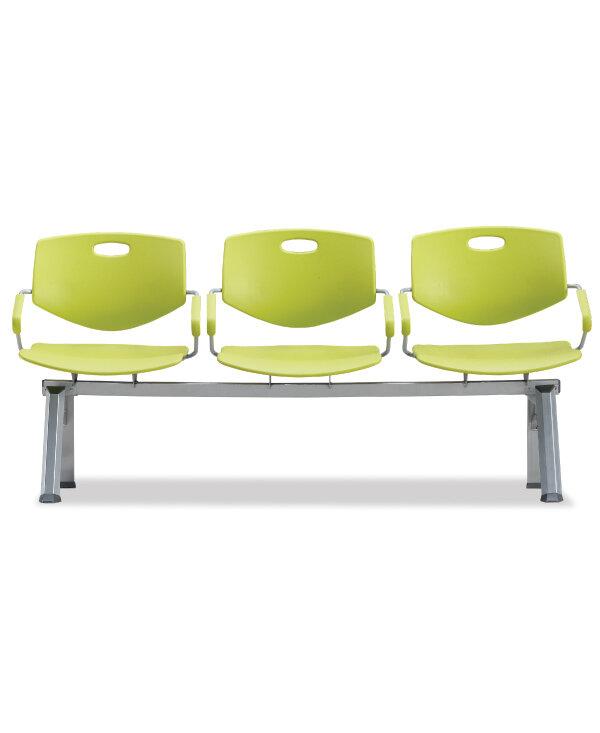 Ghế công cộng 3 người ngồi Koas Diva CHE0130KJPP