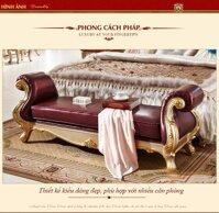 Ghế dài phòng ngủ GRANT CLASSIC SCS182