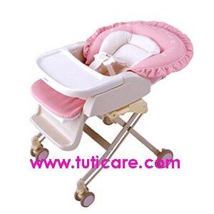 Ghế ngồi ăn và nằm ngủ Aprica DX 589 (Newborn - 3 years)