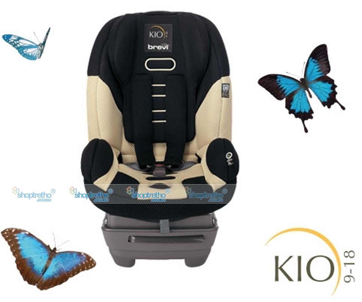 Ghế ngồi ô tô cho bé Brevi Kio Traspir BRE539T – Màu (067/233)