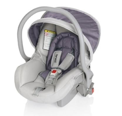 Ghế ngồi ô tô cho bé Brevi Smart Grillo BRE545G – màu 051/ 043/ 003/ 262
