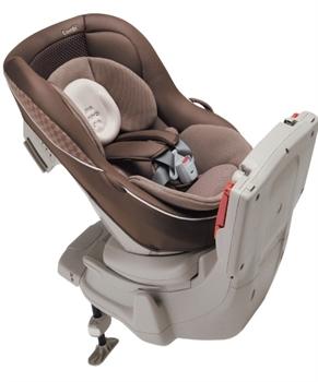 Ghế ngồi ô tô cho bé Luxtia Turn 306 TX Combi