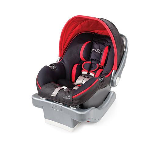 Ghế ngồi ô tô cho bé Summer Prodigy – màu 21330/ 21370/ 21380