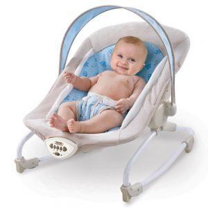Ghế rung cho bé Baby AB32165 (6802C)