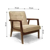 Ghế sofa đơn SN03