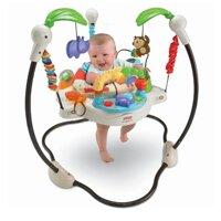 Ghế tập đứng cho bé Fisher Price Luv U Zoo Jumperoo V0206