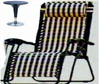 Ghế thư giản vải bố S810