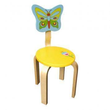 Ghế tựa lưng hình con bướm Win Win Toys 61972