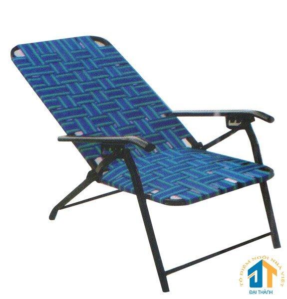 Ghế xếp mini dây vải Đài Loan GX22