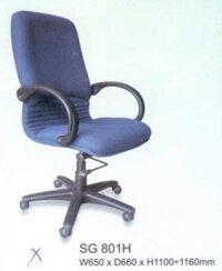 Ghế xoay giám đốc lưng cao Hòa Phát SG801 (SG-801)