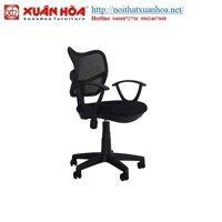 Ghế xoay văn phòng có tay Xuân Hòa GX-10-01