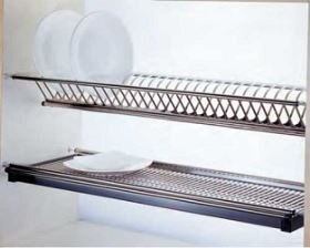 Giá để bát đĩa trong tủ bếp Eurogold EU.01080