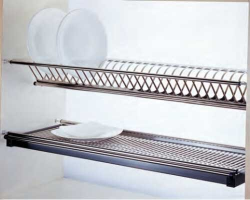 Giá để bát đĩa trong tủ bếp Eurogold EU.01100