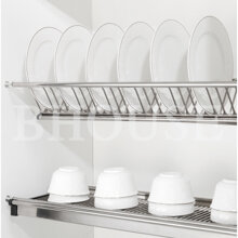 Giá để bát đĩa trong tủ bếp Eurogold EU.01070