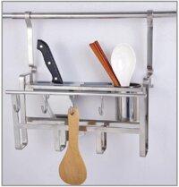 Giá để dao thớt ống đũa treo Edel TM101