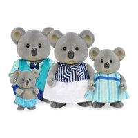 Gia đình gấu túi Koala Lil Woodzeez 6155M