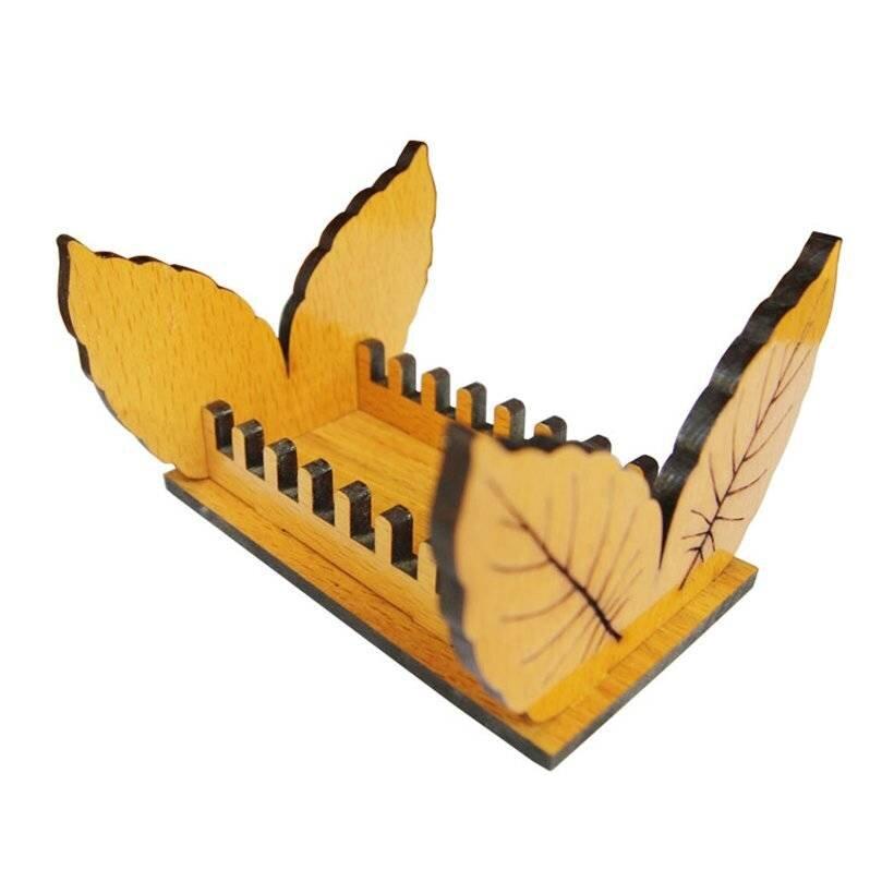 Giá đỡ lót ly gỗ Nhatvywood NVS01