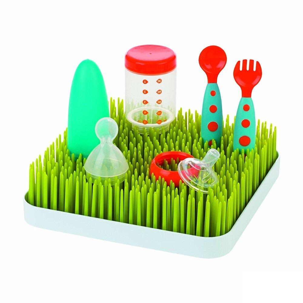 Giá phơi đồ dùng ăn uống dạng bãi cỏ Boon 373