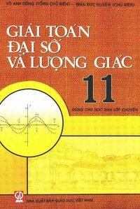 Giải toán Đại số và Lượng giác 11