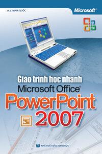Giáo trình học nhanh Microsoft Office- Power Point