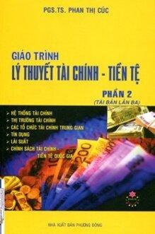 Giáo Trình Lý Thuyết Tài Chính - Tiền Tệ (Phần 2)