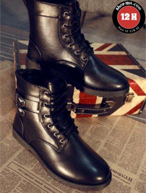 Giày Boot nam BA1016