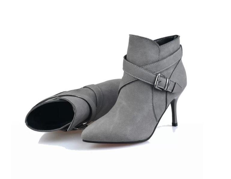 Giày Boot Nữ BU1004