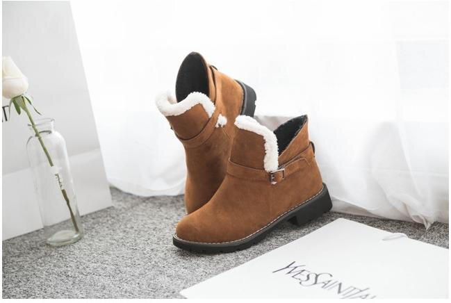 Giày Boot Nữ BU1039