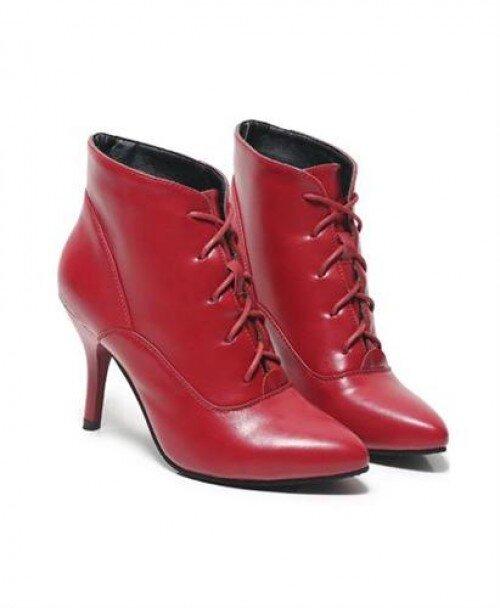 Giày Boot Nữ BU1043