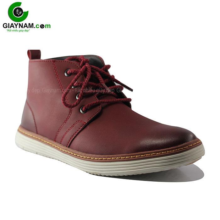 Giày cao cổ buộc dây BDCC138018DO