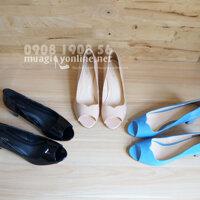 Giày cao gót nữ Vanessa 0627