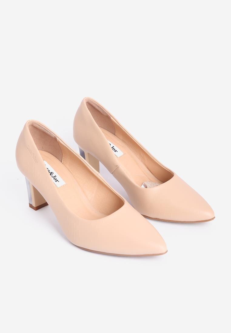 Giày cao gót Sata&Jor SJ0003
