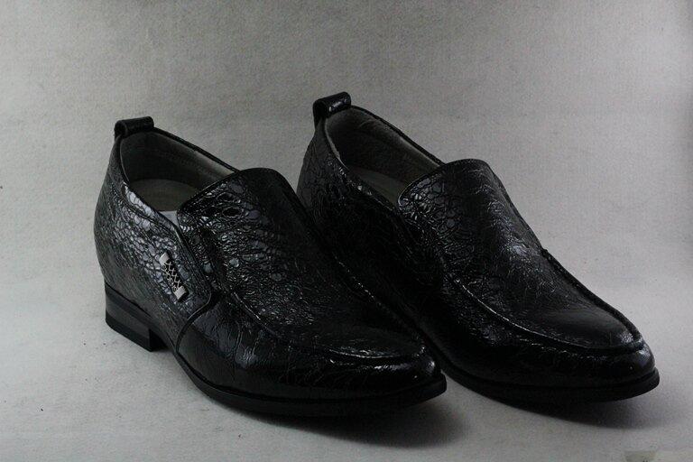 Giày da lười đế cao nam GC815105D (GNGC815105D )- 7cm