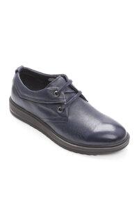 Giày da nam buộc dây Olunpo QZK1404