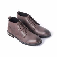 Giày da nam Chukka Boots Smartmen GD1-09S