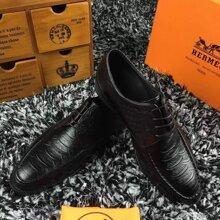 Giày da nam công sở Hermes 013