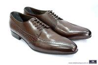 Giày da nam Minichino 606A/Ebano