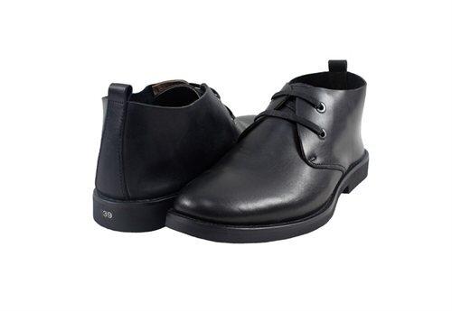 Giày da nam Sanvado cổ lửng KH-5312