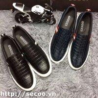 Giày lười nam Gucci 012