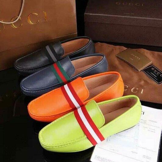 Giày lười nam Gucci 016