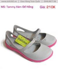 Giày nhựa Monobo Tammy