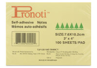 Giấy note Pronoti 30400CV 7,6 x 10,2cm