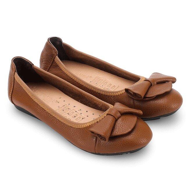 Giày nữ búp bê Huy Hoàng HH7905
