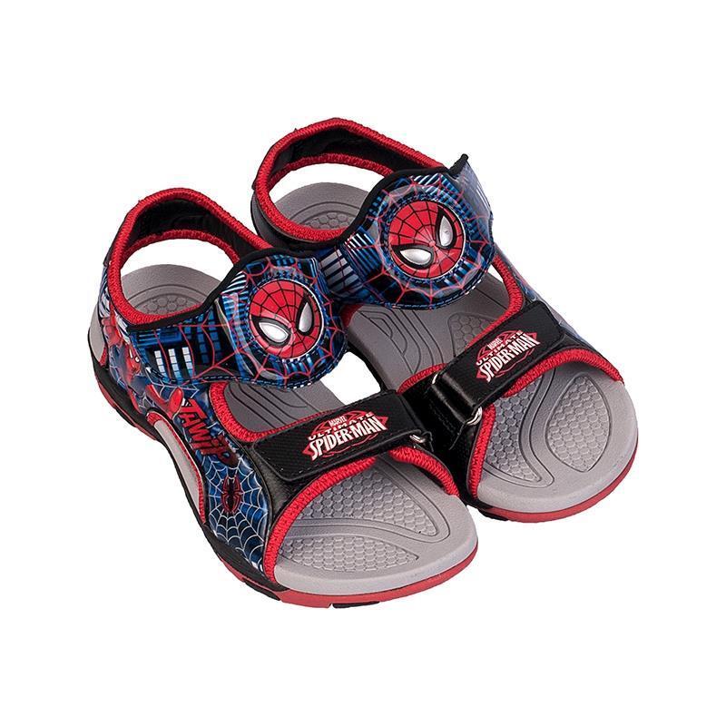 Giày Sandal Bé Trai Biti's Spider Man Người Nhện DTB062711DOO