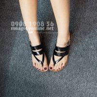 Giày sandal bệt xỏ ngón